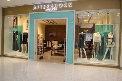 """Aftershock London"" Oman Avenues Mall, Muscat, Oman"