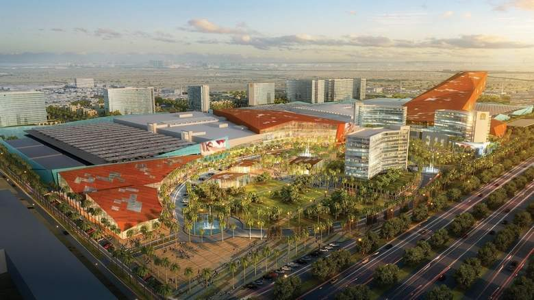 MAF REVEALS MEGA MALLS FOR RIYADH