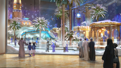 MALL OF OMAN