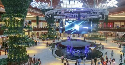 MALL OF QATAR ~ Chapman Taylor
