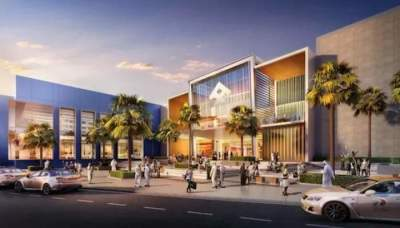NEW MEGA-MALL BY AL FUTTAIM IN DUBAI