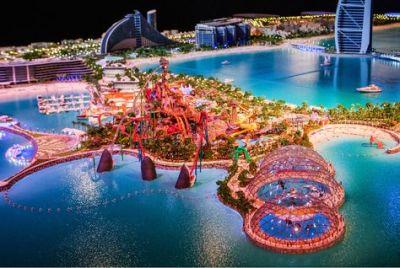 MARSA AL ARAB $1.7BN MEGA PROJECT, DUBAI