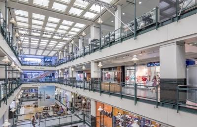 MONTREAL EATON CENTRE $200M FACELIFT