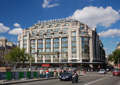 PARIS ~ LVMH TO REOPEN LA SAMARITAINE IN 2019