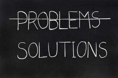 Problems --> Solutions