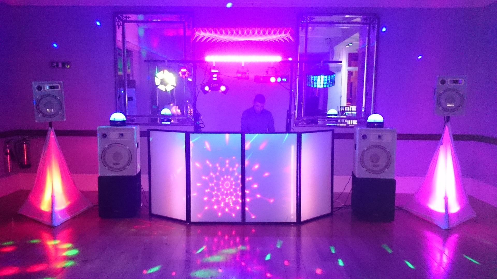 Large Setup