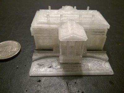 Miniature White House