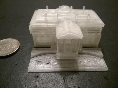 Miniature White House