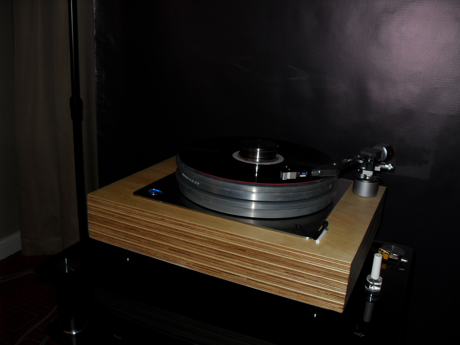 Custom Pulse turntables