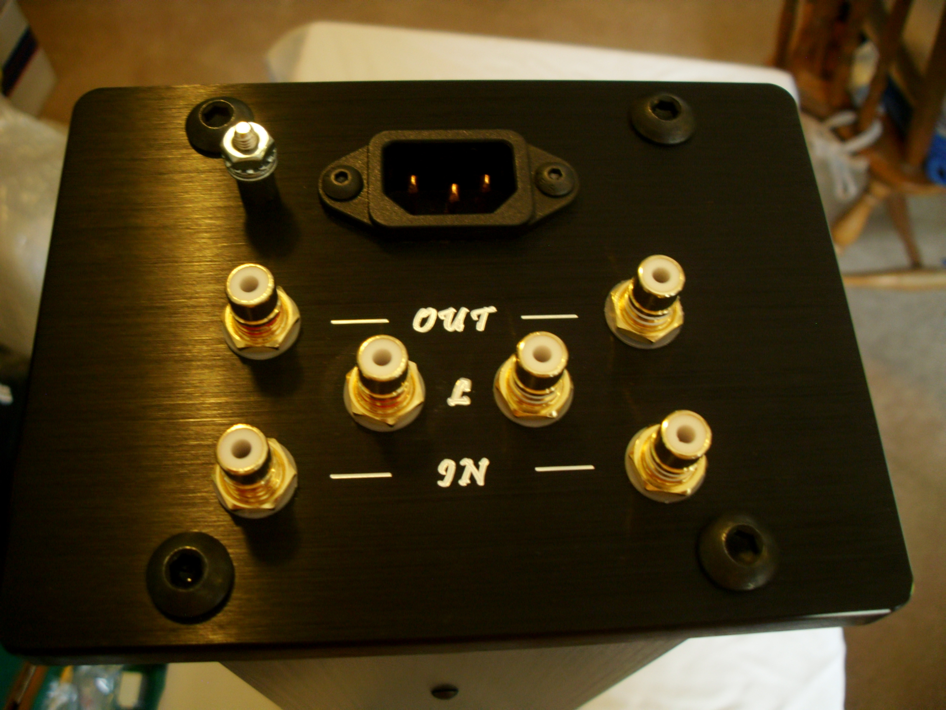 Paradox Pulse MC phono pre-amp
