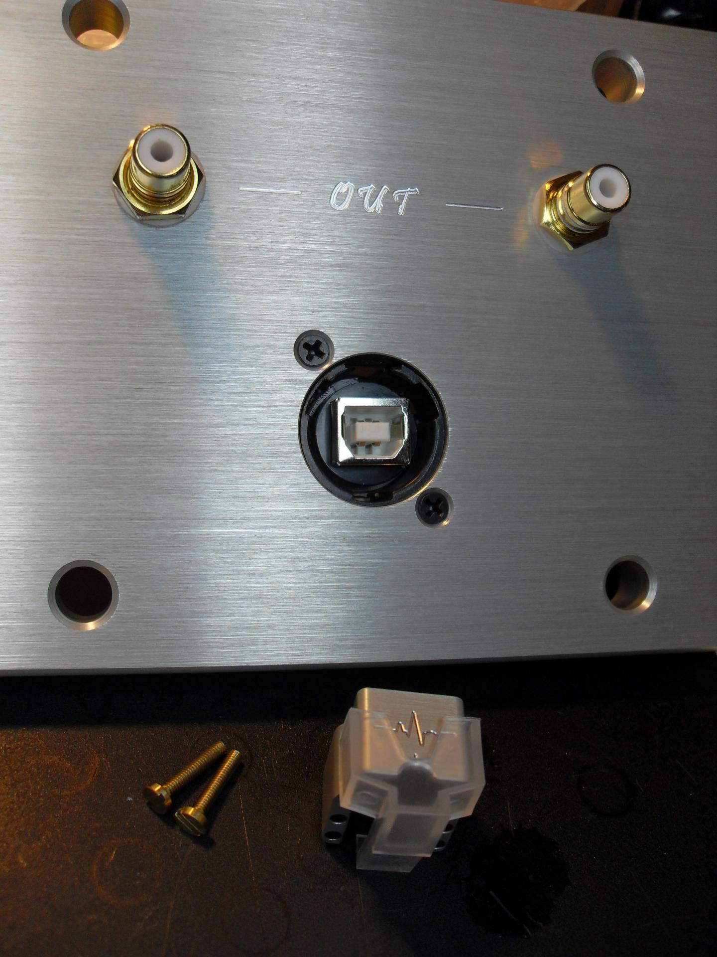 Pulse USB DAC