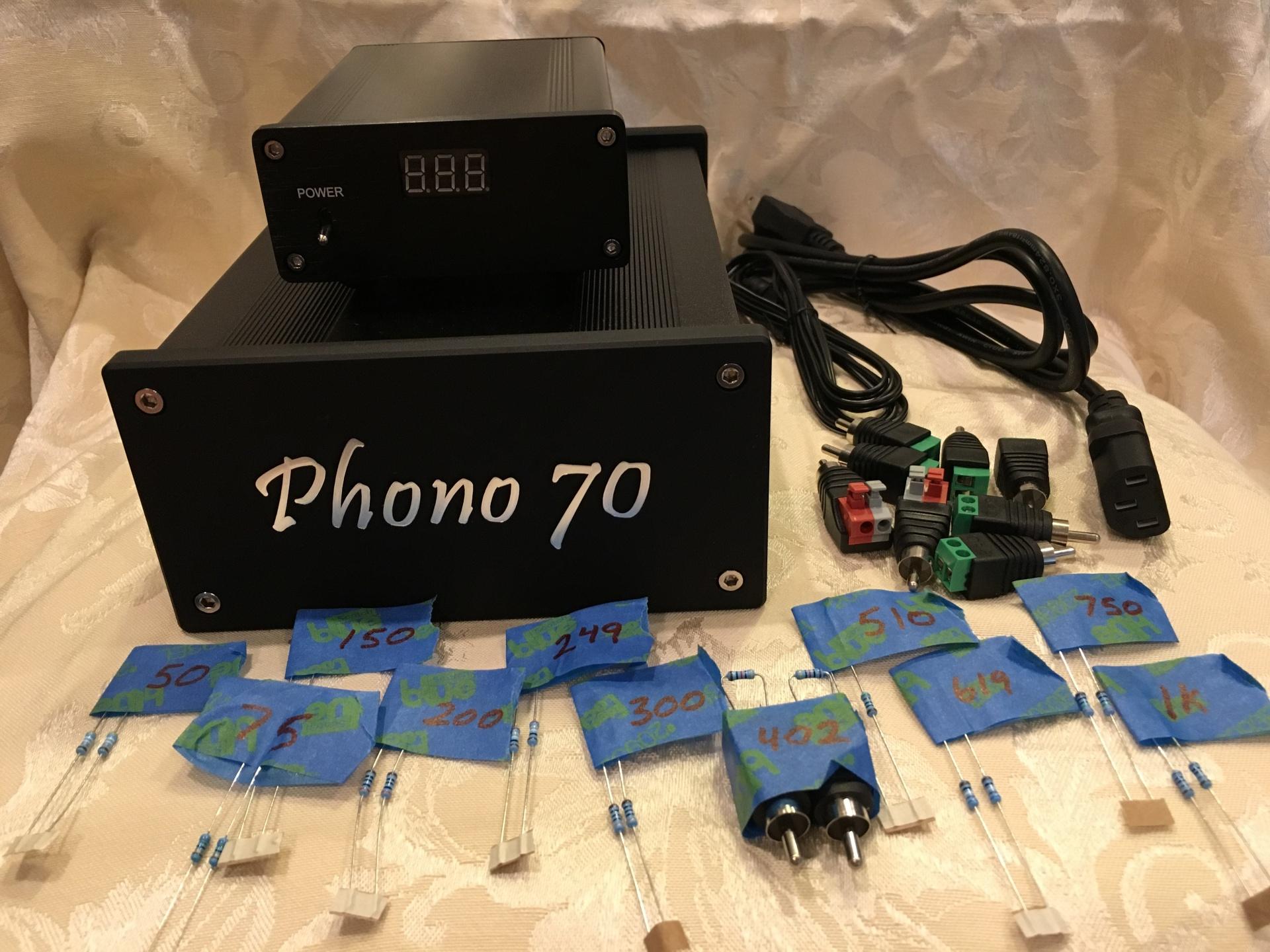 Introducing the Paradox Phono 70