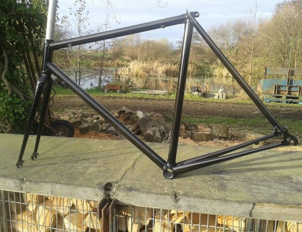 ISO 4210 Custom Safety Test Frame