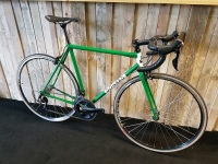 Lugged Road bike using Reynolds 631 Steel and shimano build kit