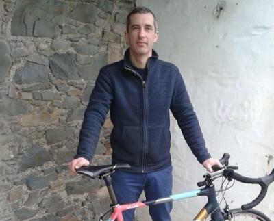 Owen Byrne Carbon Bike Framebuilder Physics