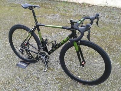 Carbon Race Bike Enve Dura-ace