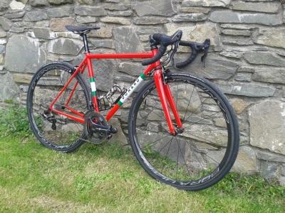 Donard Steel Bike