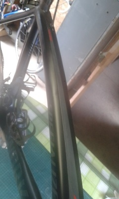 Specialized Venge Repair