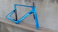 Custom paint Northern Ireland Bike respray