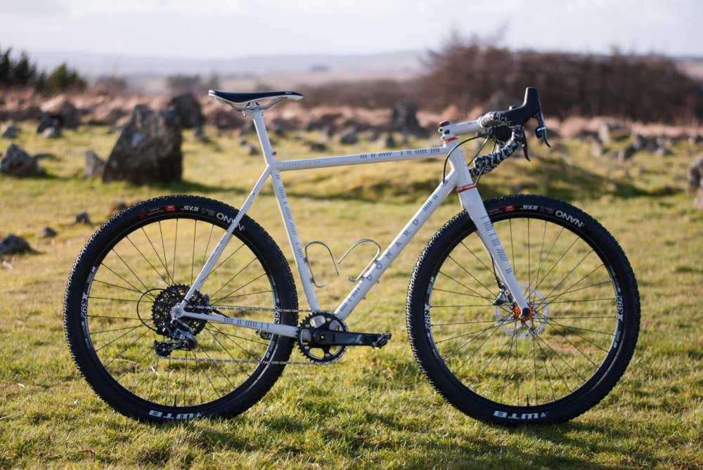 Donard Custom Steel Gravel Bike