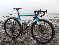 Handmade Custom Donard Steel Race bike Northern Ireland