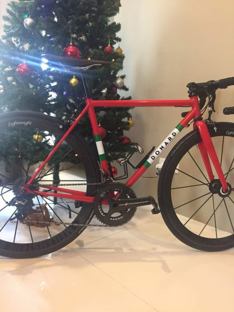 All your bike wants for Christmas...
