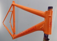 Cannondale Bike respray