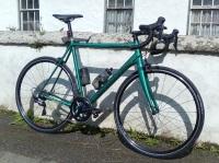 Custom paint Northern Ireland Bike respray