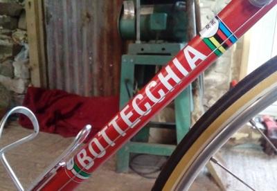 Bottecchia Rebuild