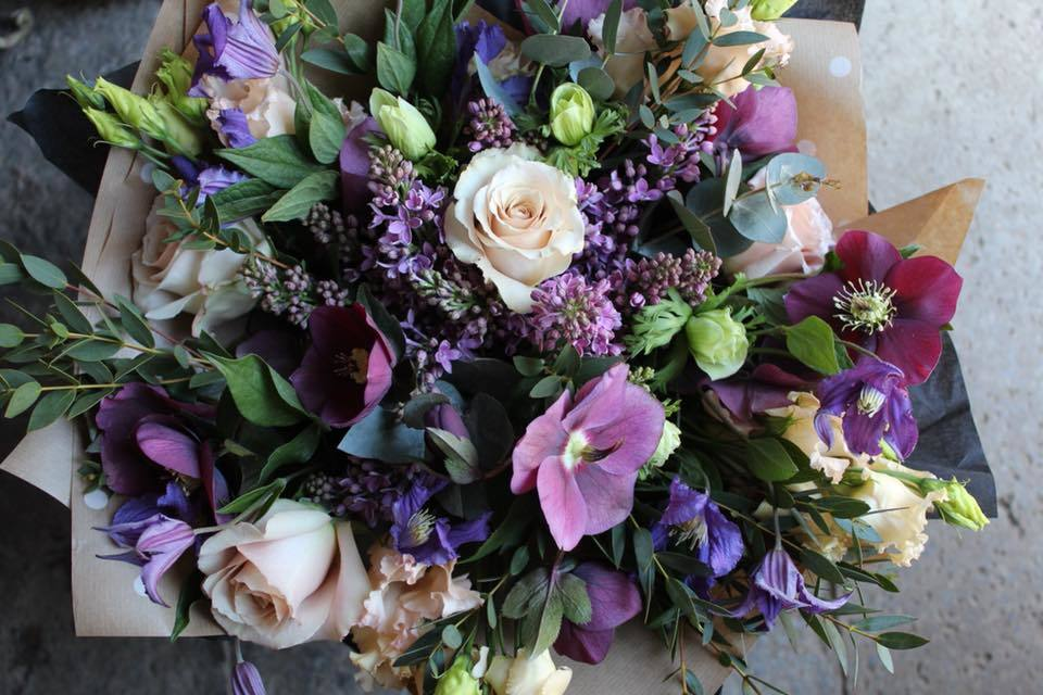 celest Bouquet from £40