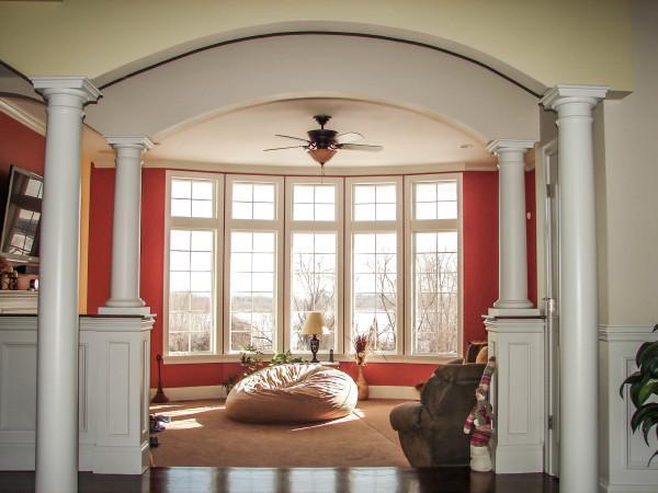 Archways, Large Windows