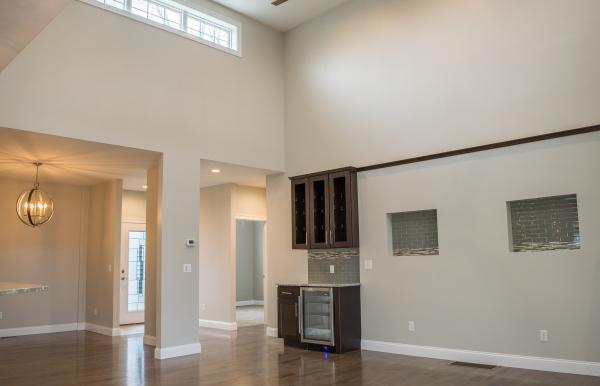 Entryway & Living Area
