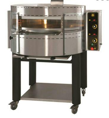 PIEC DO PIZZY gazowy z obrotową płytą OK1 Gas pizza oven with rotating deck and base 29.860,00 PLN