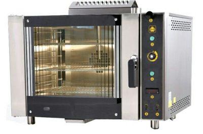 PIEC GAZOWY DO PIZZY KONWEKCYJNO -PAROWY K7PG/Gas convection oven with steamer 18.610,00
