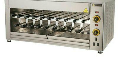 URZĄDZENIE DO SZASZŁYKÓW elektryczne GSE19/ Electric grill with spits 12.090,00PLN