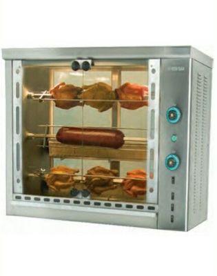 ROŻNO GAZOWE SRG4 /Gas grill with spits 8.700,00