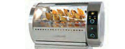 ROŻNO GAZOWE G30R /Gas chicken grill with baskets 13.910,00