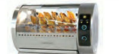 ROŻNO ELEKTRYCZNE E30R/Electric chicken grill with baskets 13.200,00PLN