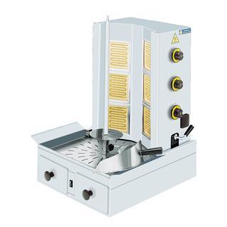 Kebab grill elektryczny KEGE3M/ Electric gyros grill 5.620,00