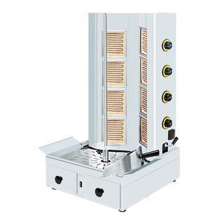 Kebab grill elektryczny KEGE4M/ Electric gyros grill 6.210,00