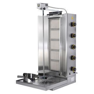 Kebab grill gazowy TGD5S / Gas gyros grill 6.500,00
