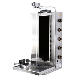 Kebab grill gazowy TGD5K / Gas gyros grill 7.430,00