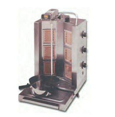 Kebab grill elektryczny KEGE3 Electric gyros grill 4.730,00PLN