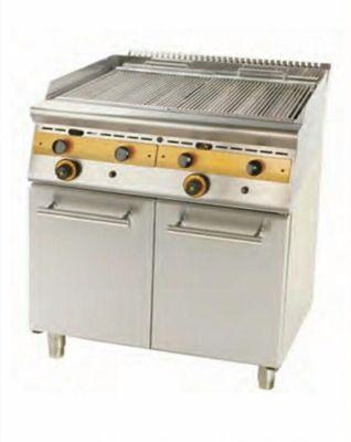 GRILL GAZOWY z szfką WIW8S7/ Gas water grill 10.187,00PLN