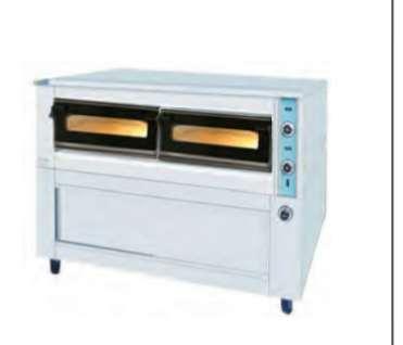 Elektryczny piec pizzy BD 150 Electric oven 13.107,00PLN