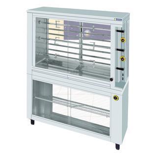 ROŻNO ELEKTRYCZNE z szafką  (RE3)/Electric grill 11.858,00PLN