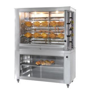 ROŻNO ELEKTRYCZNE z szafką (RE5)/Electric grill 15.462,00PLN