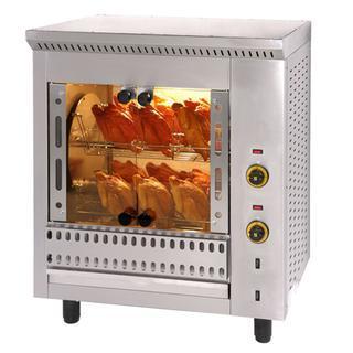 ROŻNO ELEKTRYCZNE E16R/Electric chicken grill with baskets  6.557,00PLN