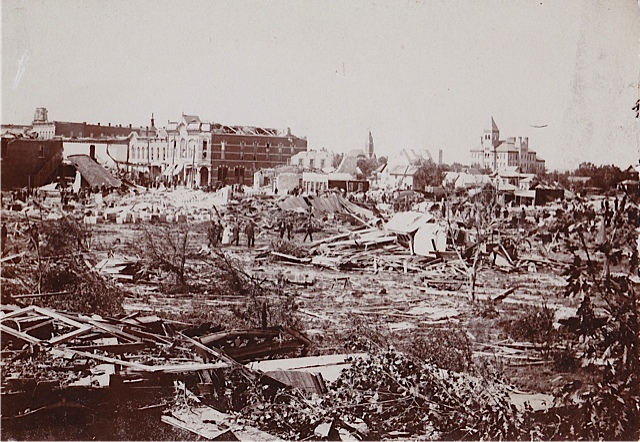 The Deadly Cyclone of 1892
