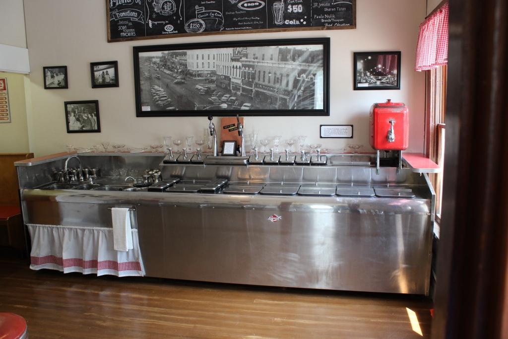 Old Time Soda Shop